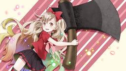 """Image of """"一途な片思い、実らせたい小さな幸せ。 (Ichizu na Kataomoi, Minorasetai Chiisana Shiawase.)"""""""