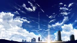 "Image of ""ラムネイドブルーの憧憬 (Ramunade Blue no Shoukei)"""