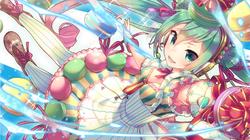 """Image of """"夢見るマカロンガール (Yumemiru Macaron Girl)"""""""