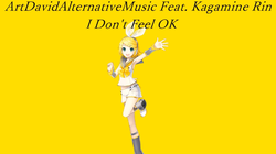 "Image of ""I Don't Feel OK"""