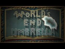 World's End Umbrella