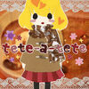 Tete-a-tete - single illust