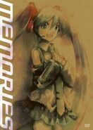 Hatsune miku dvd memories2