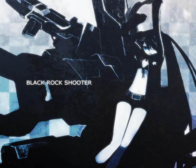 ブラック★ロックシューター (Black★Rock Shooter) | Vocaloid Wiki ...