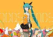 ODDS&ENDS Sky of Beginning