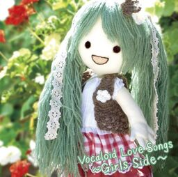 """Image of """"Vocaloid Love Songs ~Girl's Side~"""""""