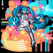 Unison League UR Aurora Costume Hatsune Miku
