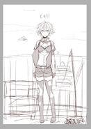 Haiboku no Shounen sketch