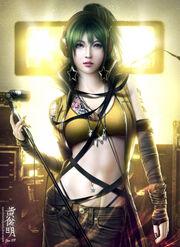 Illu raynkazuya Vocaloid Sonika