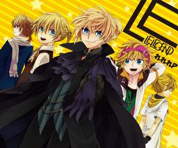 "Image of ""漆黒王子-dark prince- (Shikkoku Ouji -dark prince-)"""