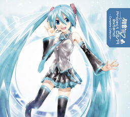 "Image of ""初音ミク -Project DIVA- extend Complete Collection"""