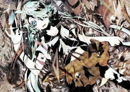"Image of ""不可視境界線の狭間にて (Fukashi Kyoukaisen no Hazama nite)"""