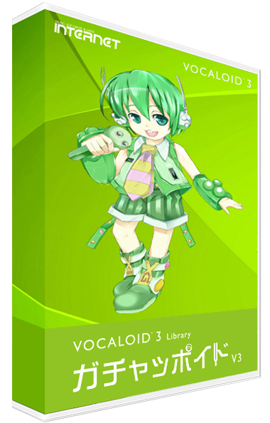 Gachapoid V3 | Vocaloid Wiki | FANDOM powered by Wikia