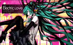 "Image of ""エレクトリック・ラブ (Electric Love)"""