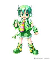 Illu Vocaloid Gachapoid