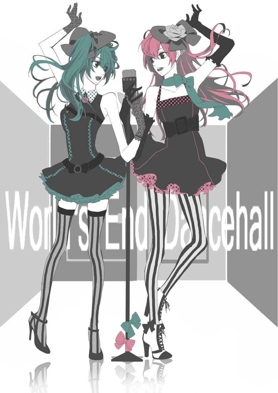 world s end dancehall vocaloid wiki fandom powered by wikia