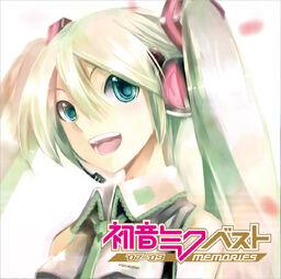 "Image of ""初音ミク ベスト~memories~ (Hatsune Miku Best ~memories~)"""