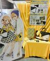 Rin Len special 10thanniversary item display