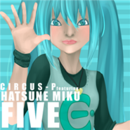 Five cover album