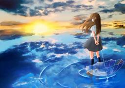 """Image of """"雨き声残響 (Amekigoe Zankyou)"""""""