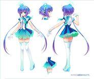 Aoki Full Concept Art