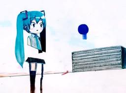 """Image of """"悪いことはしちゃいけないよ (Warui Koto wa Shicha Ikenai yo)"""""""