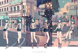 "Image of ""ハートアラモード (Heart a la Mode)"""