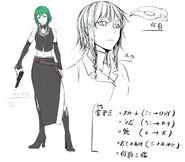 Nemesis no Juukou Concept