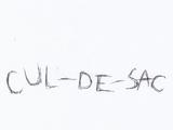 Cul-De-Sac (single)