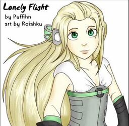 "Image of ""Lonely Flight"""