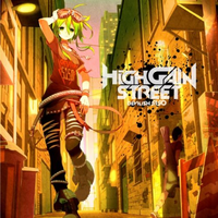 High gain street album