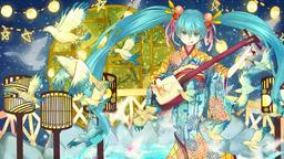 """Image of """"唄旅鴉 (Uta Tabigarasu)"""""""