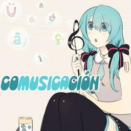 """Image of """"Comusicación"""""""
