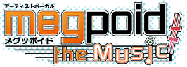 Megpoid the music logo