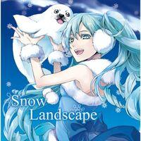 Album snowlandscape