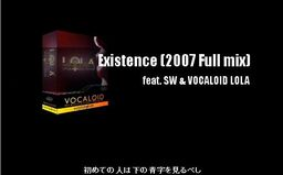 "Image of ""Existence (shu-tP song)"""