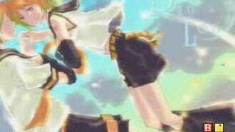 Vocaloid 2 Kagamine Len and Rin Demo Song Duet