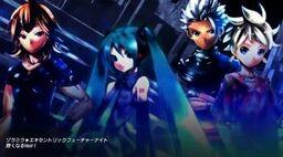 """Image of """"ゾラミク★エキセントリックフューチャーナイト (Zola Miku ★ Eccentric Future Night)"""""""