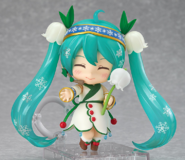 Snow Bell Nendoroid 2