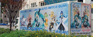 Vocaloid best promotional truck 3