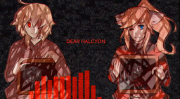 "Image of ""Dear Halcyon"""