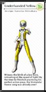 X module hikyou yellow