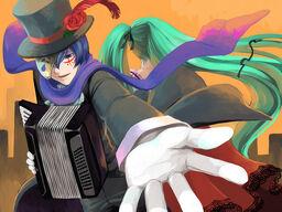 """Image of """"クレイヂィ・クラウン (Crazy Clown)"""""""