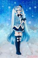 Dollfie Dream Snow Miku 2012