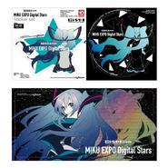Miku Expo NA Digital Stars Stickers