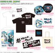 Matsuri Da Diva merchandise