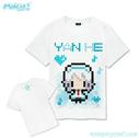Yanhe pixel shirt