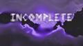 Incompletemikoto