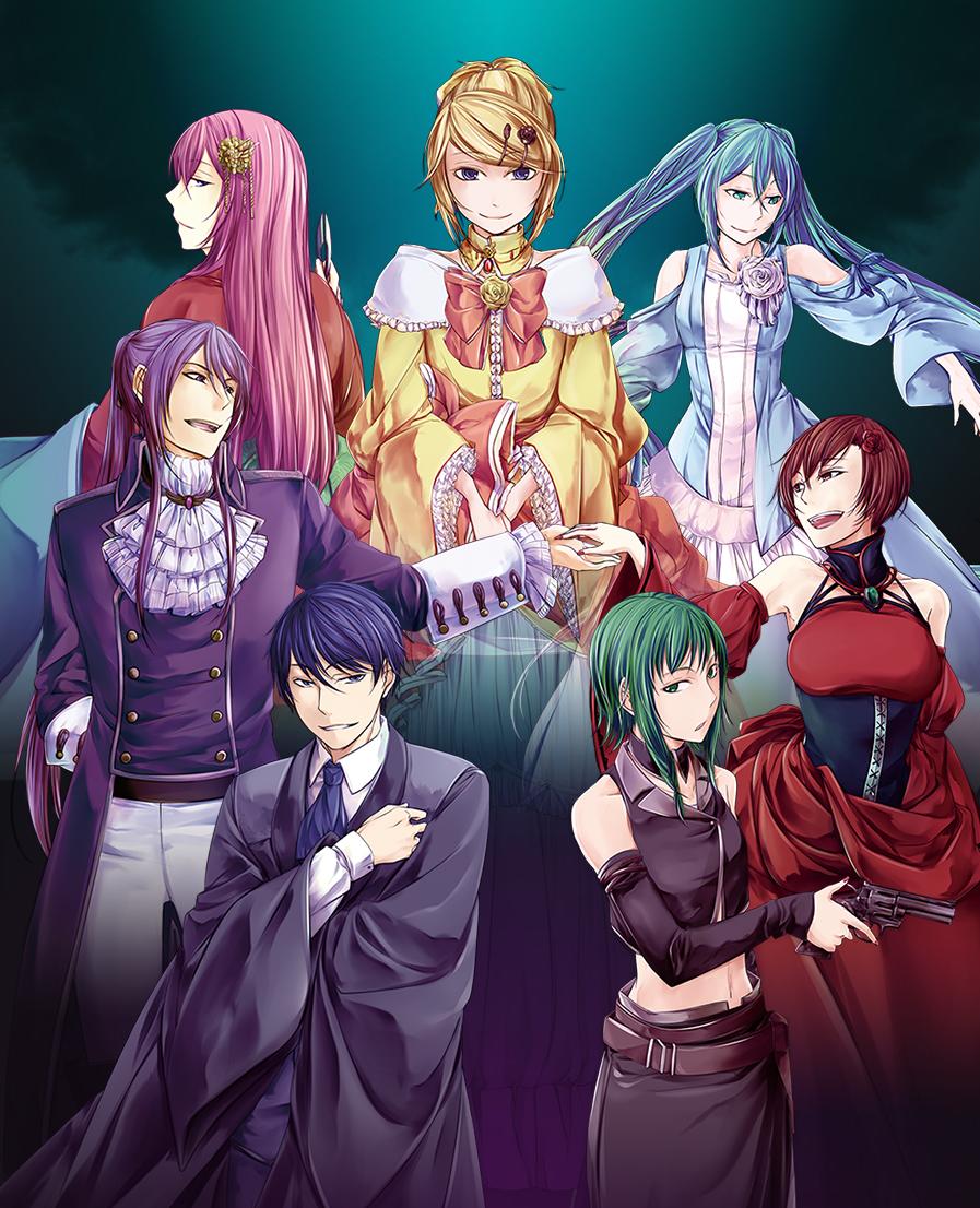 Seven Deadly Sins | Vocaloid Wiki | FANDOM powered by Wikia