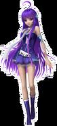Violet musical girl